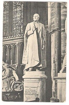 PM William Gladstone Memorial Westminster Abbey