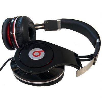 Beats by Dr Dre Over Ear Wired Studio Black Modified FOR PARTS