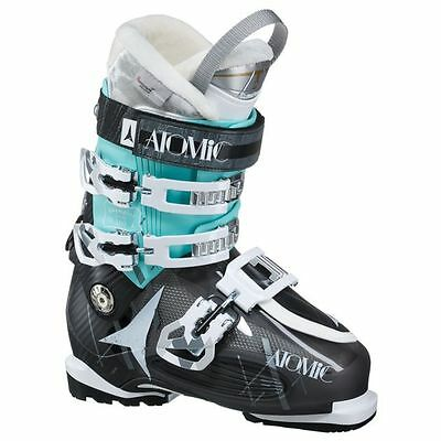 Atomic Womens Ski Boots - Haymaker 100 Carbon - MP 23.5 UK 4  RRP £320