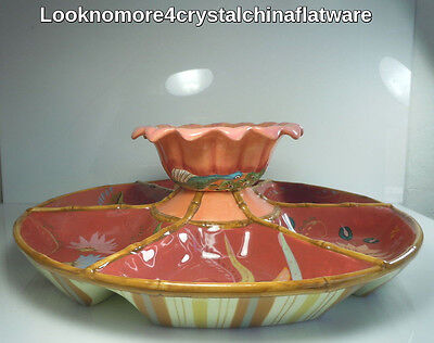 Tracy Porter Artesian Road 6 Section Tray & Porcelain Dinnerware China u0026 Dinnerware Pottery u0026 China Pottery ...