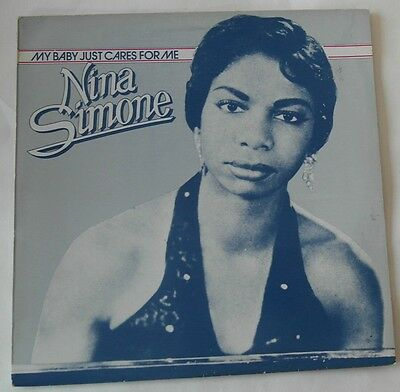 Nina Simone, My Baby Just Cares For Me Vinyl LP