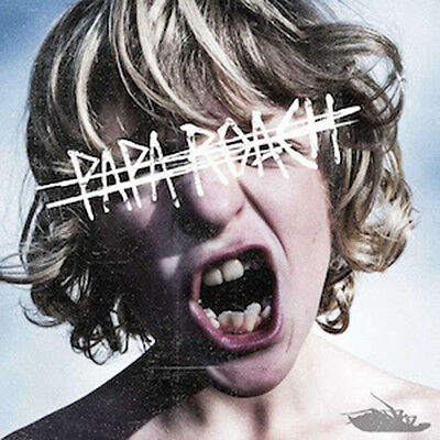 Papa Roach - Crooked Teeth - Vinyl LP Album (Released 19th May 2017) Brand New