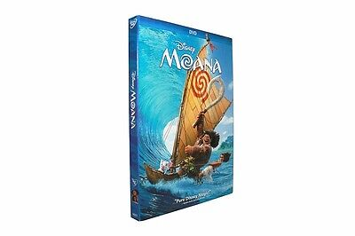 Moana (DVD  2017 1 Disc-set )