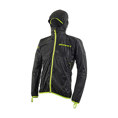 Camp Full Protection Jacket Giubbino Running Uomo 2504 Nero
