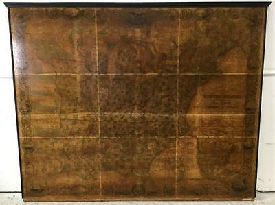 1854 Coltons United States Reproduction Map Lot 2475