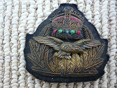 WWI RNAS Hat Badge  Royal Naval Air Service  ONLY PRICE REDUCTION