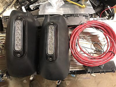 Whelen Mirror Beam Ion LED Light Head 2011-2017 Dodge Charger Police