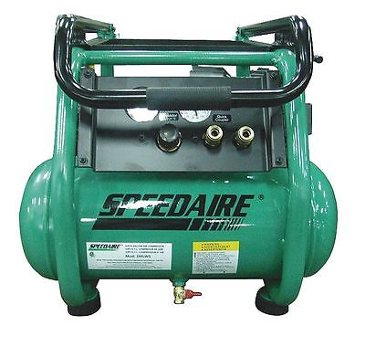 Speedaire 2HP - 5.5 cfm 175 psi portable air compressor model 2MLW5