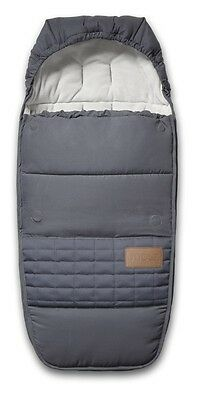 BRAND NEW Joolz Day Footmuff Sleeping Bag - Quadro Blu