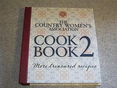 The Country Women's Association Cookbook 2 by Of NSW CWA Spiral Book Hard B