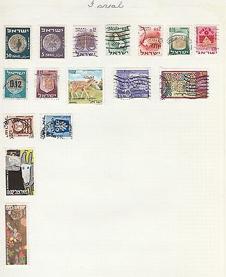 ISRAEL on Old Book Pages, As Per Scan, Removed to send #