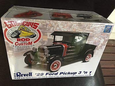 Revell 1:25  '29 Ford Pickup  Still In Shrink Wrapgood Guys Rod & Custom