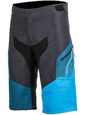 Alpinestars Black-Blue 2017 Predator MTB Shorts