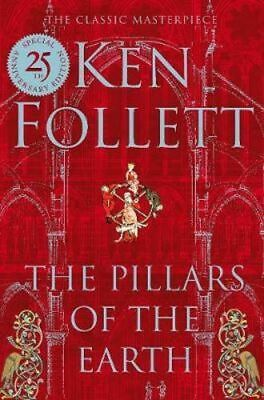 NEW The Pillars of the Earth By Ken Follett Paperback Free Shipping