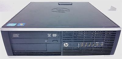 HP 8200 Elite SFF, i5-2400 3.1GHz CPU, 4GB RAM, 500GB HDD, DVDRW Win 7 Home Prem