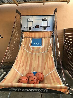 Triumph Sports USA Dual Shot Basketball Arcade System With 8 Different Game Mode