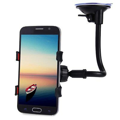 Hotsale Universal 360° Car Windshield Mobile Phone Holder Mount Bracket Stand