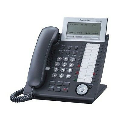 Panasonic KX-DT346 Single Line Corded Phone - DT346 - DT 346 - Refurbished