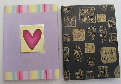 2 Cool Address Books great gift idea No2
