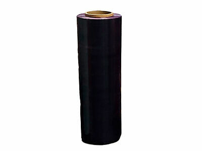 "Purple Hand Stretch Wrap 18"" x 1500' 80 Ga Pallet Wrapping Shrink Film 1 Roll"