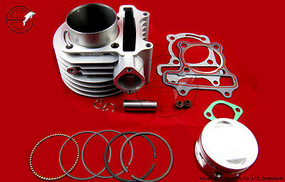 GY6 150ccm CYLINDER BIG BORE KITS 4T for Chinese 157QMJ scooter moped ATV Taotao
