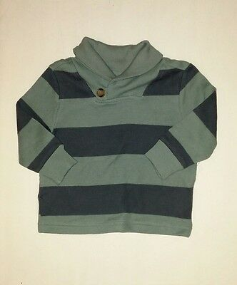 NWT Old Navy Baby Boys Stripped Sweater 12-18 months