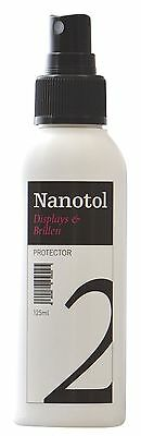 125 ml Nanotol Displays + Brillen Protector - Nanoversiegelung (13,44 €/100ml)