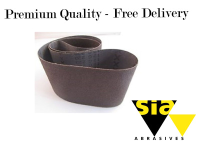 "Sia 100 mm (4"") x 915 mm (36"") Abrasives Sanding Belt,Linisher,Belt sander"