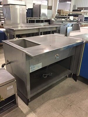 Used Duke (SUB-FC-206-Pt.) One Well Food Warmer and Serving Station (I532)
