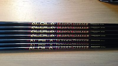 Aldila Hotcore Iron Shafts. Graphite. Multi Buy Discount *new Uncut*