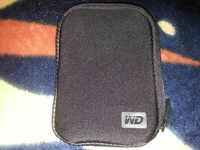 Western Digital external hard drive case Black - WDBABK0000NBK-WRSN