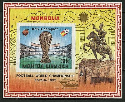 Mongolia, Italy Wists Football The World Cup - España 1982
