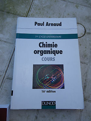 1Er Cycle Universitaire Chimie Organique Cours Dunod