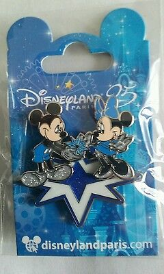 pins disney disneyland paris mickey minnie 25 ans