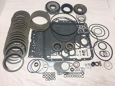 4l60E Banner Rebuild Kit (2004-Up)w/pistons and high energy frictions