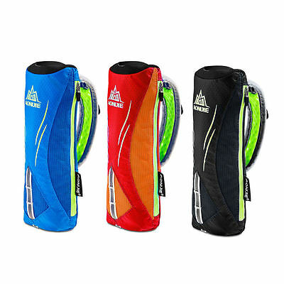 AONIJIE 500ml Bottles Hydration Pack Handheld Water Bottle Bag For Outdoor Sport