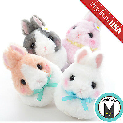 Genuine Japan Amuse Usa Dama-chan Rabbit Bunny Standard Plush Doll Cute Kawaii