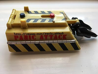 BBC Robot Wars: PANIC ATTACK Pull back & Go Toy Collectable Genuine Figure Gift