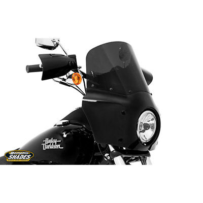 Memphis Shade Road Warrior Fairing for 2006-2017 Harley Dyna (Mounting Sold Sep)