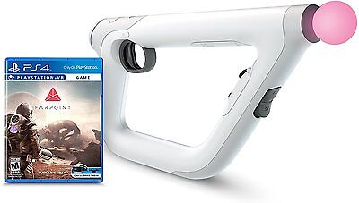 Farpoint Bundle with Aim Controller * Playstation VR * Brand new Sealed * PS WOW