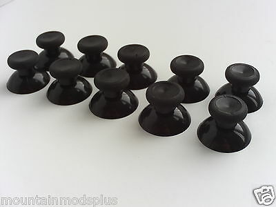 10 NEW Analog Thumbstick Thumb Stick Replacement for XBOX One Controller Black