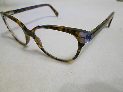 Marc Jacobs brown tortoiseshell glasses frames. MMJ 632.
