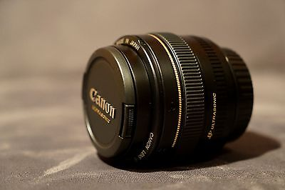 Canon Ultrasonic EF 50 mm F/1.4 USM Objektiv