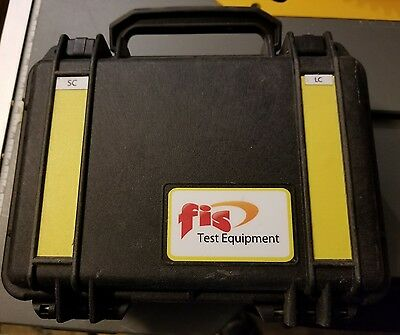 Fis Equipment - Otdr Test Fiber Launch Box