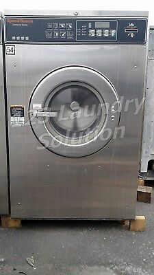 Speed Queen Commercial Front Load Washer Card Reader 35LB 1PH SC35NR2YN40001