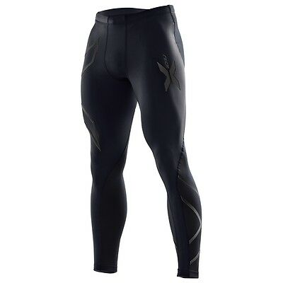 2xu Mens Elite Compression Tights | Fitness & Yoga Sports Tights