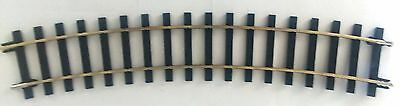 Rivarossi Curved Track O Gauge Two Rail System Made In Italy #790250 6-Pack