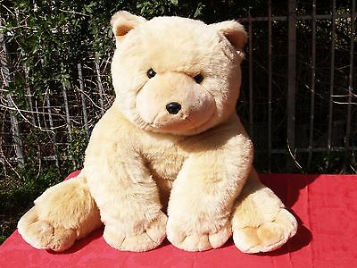 "Ultra Rare - Vintage Gund - Giant Display Size - 41"" Honey Bear - #2198 - 1979"