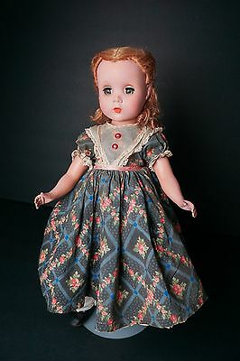 Vintage 50's Madame Alexander Maggie Face Little Women Doll