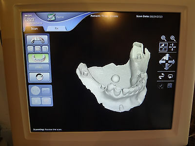 Touch Screen Monitor for 3M ESPE Lava COS Chairside Oral Dental Scanner